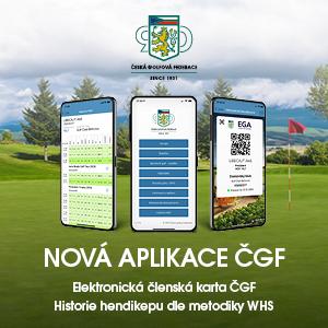 Členské karty ČGF